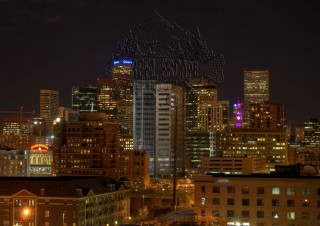 Denver-colorado-Skyline