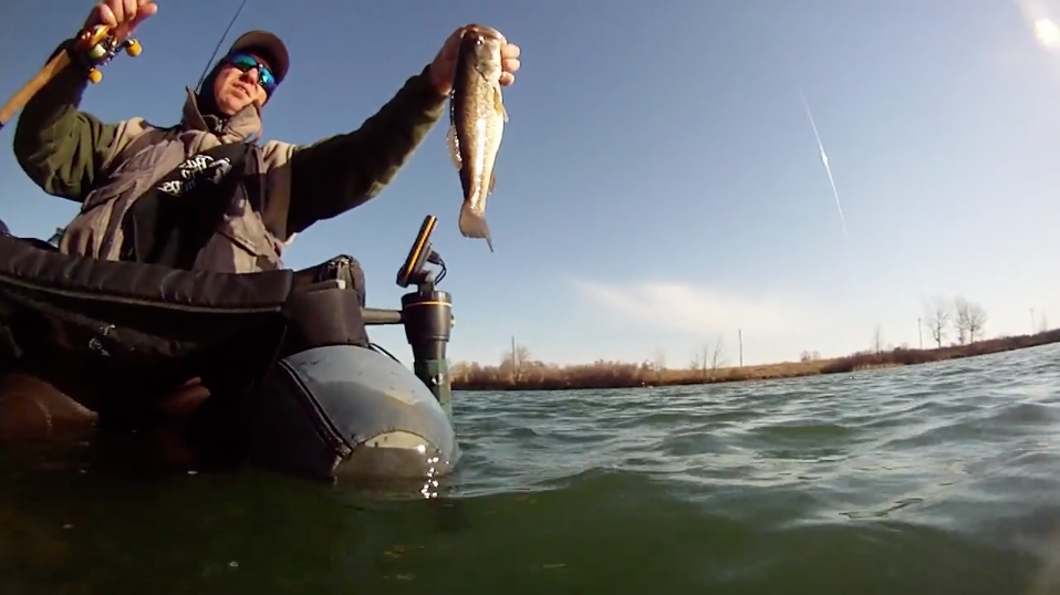 Belly Boat Bassin' – Part 1