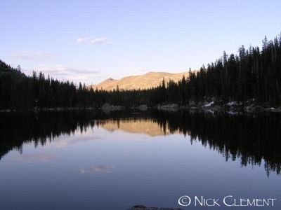 Holy Cross Wilderness Lake