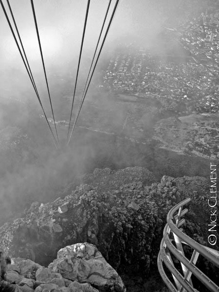 South Africa - CapeTown Table Mountain Cable Car