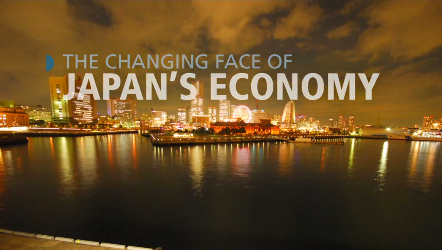 The Changing Face of Japan's Economy