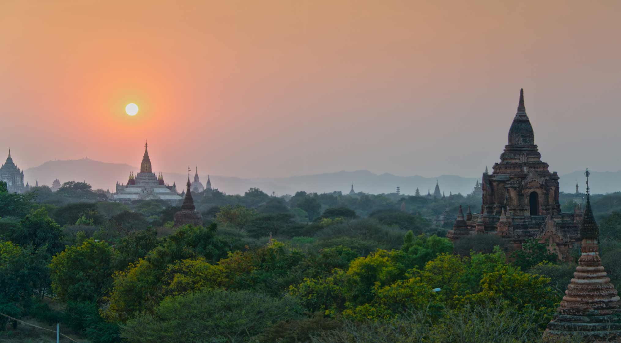 Bagan Myanmar – Poetry of a Moment