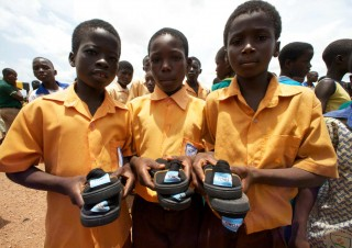 Ghana & TOMS: An Opportunity to Give Back
