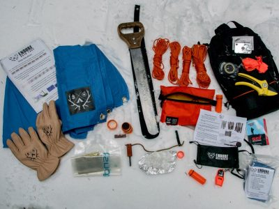 What do I need in a Backcountry Survival Kit?